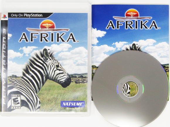Afrika (Playstation 3 / PS3)