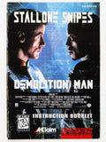 Demolition Man (Super Nintendo / SNES)