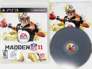 Madden NFL 11 (Playstation 3 / PS3)