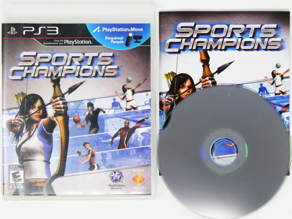 Sports Champions (Playstation 3 / PS3)