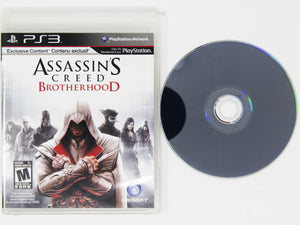 Assassin's Creed Brotherhood (Playstation 3 / PS3)
