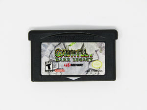 Gauntlet Dark Legacy (Game Boy Advance / GBA)