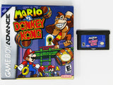 Mario vs. Donkey Kong (Game Boy Advance / GBA)