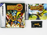 Golden Sun (Game Boy Advance / GBA)