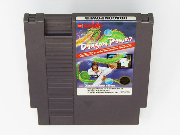 Dragon Power (Nintendo / NES)