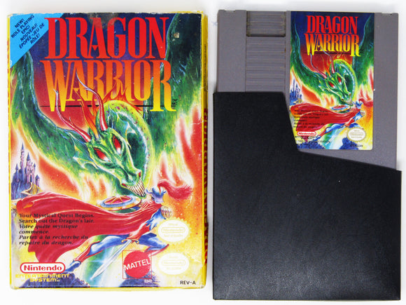 Dragon Warrior (Nintendo / NES)
