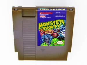 Monster Party (Nintendo / NES)