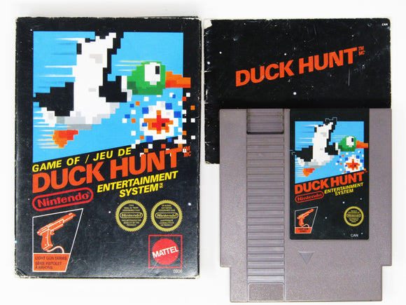 Duck Hunt (Nintendo / NES)