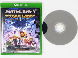 Minecraft: Story Mode Season Pass (Xbox One)