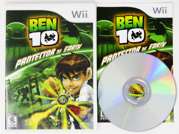 Ben 10 Protector of Earth (Nintendo Wii)