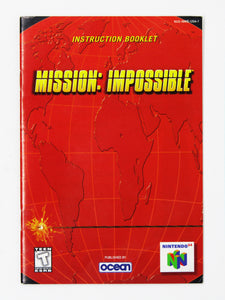 Mission Impossible (Nintendo 64 / N64)