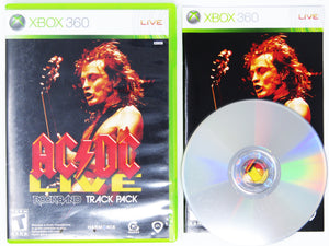 AC/DC Live Rock Band Track Pack (Xbox 360)
