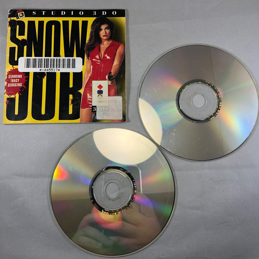 Snow Job (3DO)