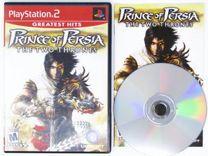 Prince of Persia Two Thrones [Greatest Hits] (Playstation 2 / PS2)