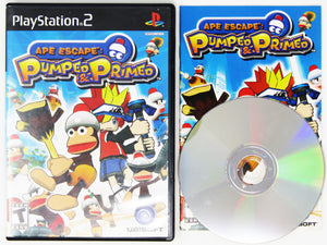 Ape Escape Pumped and Primed (Playstation 2 / PS2)