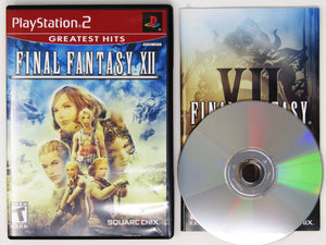 Final Fantasy XII 12 [Greatest Hits] (Playstation 2 / PS2)