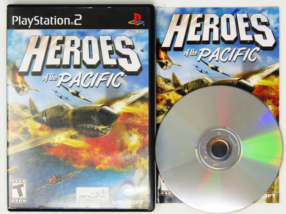 Heroes of the Pacific (Playstation 2 / PS2)