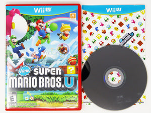 New Super Mario Bros. U [Red Label] (Nintendo Wii U)