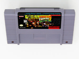 Donkey Kong Country 2: Diddy Kong's Quest (Super Nintendo / SNES)