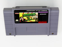 Charger l'image dans la galerie, Zombies Ate My Neighbors (Super Nintendo / SNES)