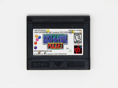 Bust-A-Move Pocket (Neo Geo Pocket Color)