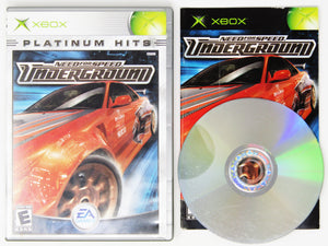 Need for Speed Underground [Platinum Hits] (Xbox)