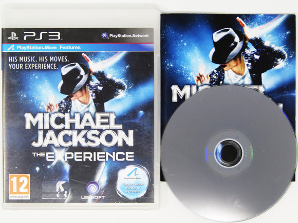 Michael Jackson: The Experience (PAL) (Playstation 3 / PS3)