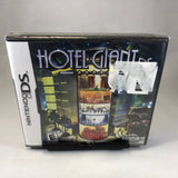 Hotel Giant DS (Sealed) (Nintendo DS)