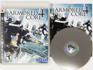Armored Core 4 (Playstation 3 / PS3)
