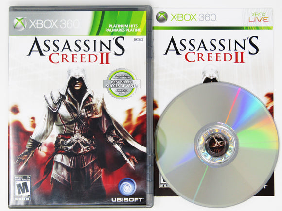 Assassin's Creed II 2 [Platinum Hits] (Xbox 360)