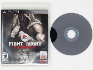 Fight Night Champion (Playstation 3 / PS3)