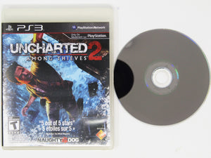 Uncharted 2: Among Thieves (Playstation 3 / PS3)