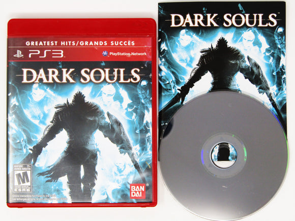 Dark Souls [Greatest Hits] (Playstation 3 / PS3)