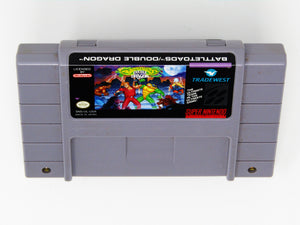 Battletoads and Double Dragon The Ultimate Team (Super Nintendo / SNES)
