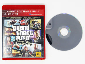 Grand Theft Auto: Episodes From Liberty City [Greatest Hits] (Playstation 3 / PS3)