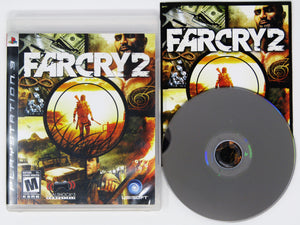 Far Cry 2 (Playstation 3 / PS3)
