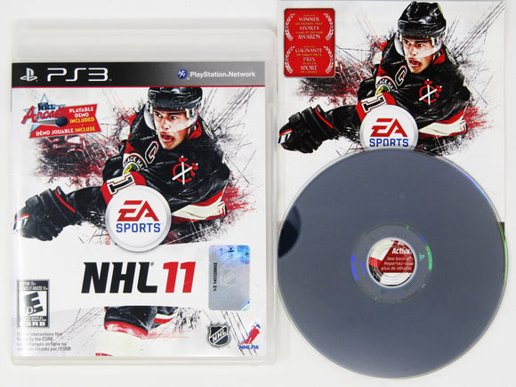 NHL 11 (Playstation 3 / PS3)