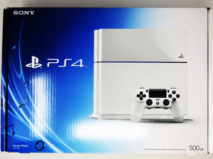 Playstation 4 500G Glacier White System (Playstation 4 / PS4)