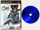 Oni (Playstation 2 / PS2)