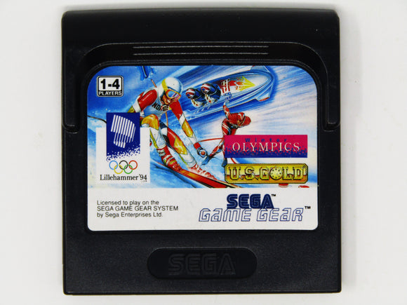 Winter Olympics (Game Gear)