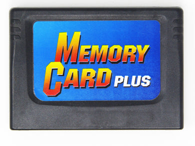 Memory Card Plus (Region converter + 1MB memory) (Sega Saturn)