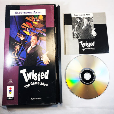 Twisted: The Game Show (3DO)