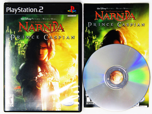 Chronicles Of Narnia Prince Caspian (Playstation 2 / PS2)