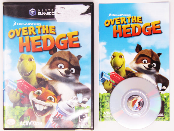 Over the Hedge (Nintendo Gamecube)