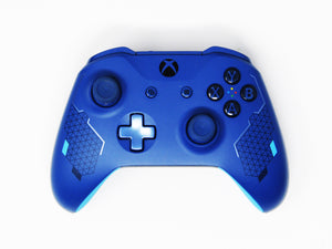 Xbox Wireless Controller – Sport Blue Special Edition (XBox One)