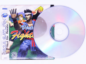 Virtua Fighter 2 (Not for Resale) (Sega Saturn)