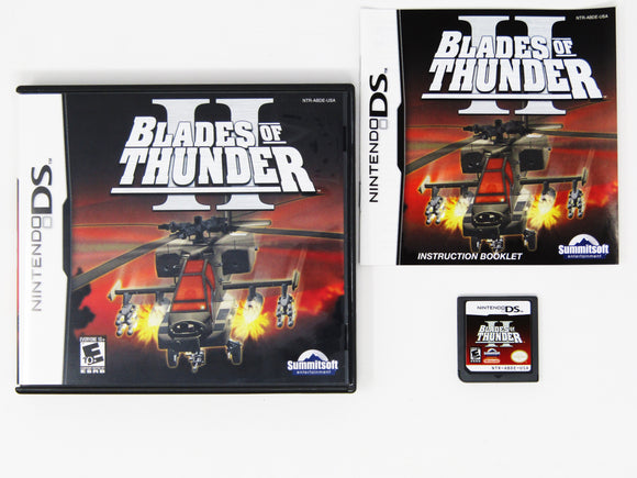 Blades Of Thunder 2 (Nintendo DS)