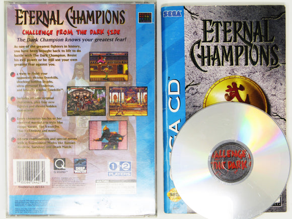 Eternal Champions (Sega CD)