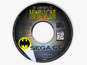 Adventures of Batman and Robin (Sega CD)
