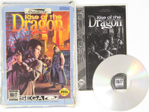 Rise of the Dragon (Sega CD)